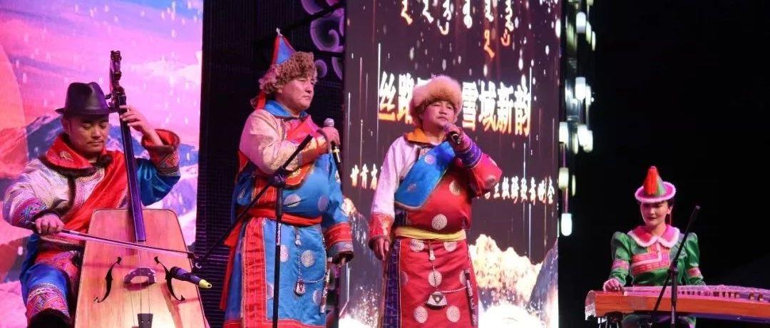 【��奈�跆m牧�T】�^外三支�跆m牧�T惠民演出在我盟精彩上演
