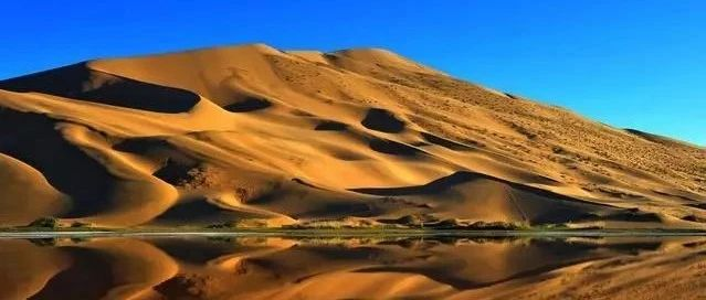 """巴丹吉林沙漠被�u�椤白蠲郎衬�"""",她比撒哈拉俊美,比塔克拉��干多情"""