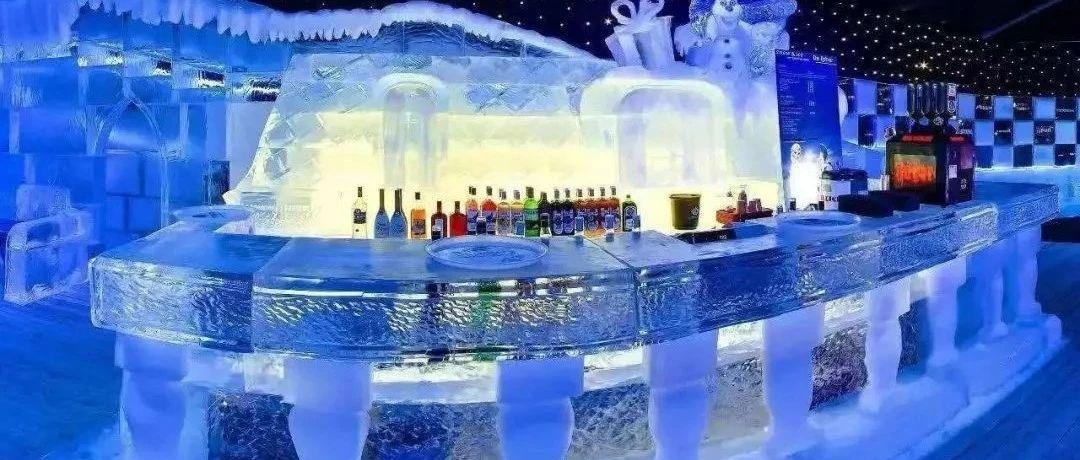 送门票!专属湖口人的冰雪节来了,真冰滑梯、浪漫雪地、梦幻冰雕,酷!