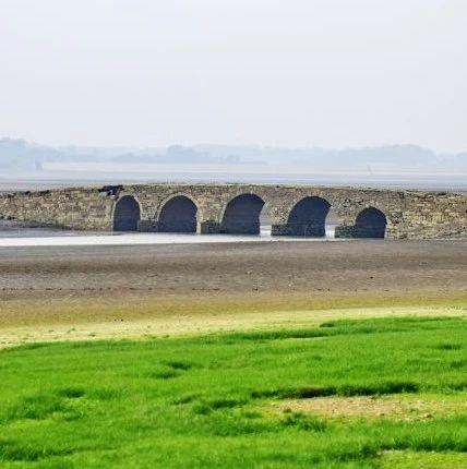 湖口这座桥百年前发生过激战,如今是市民游玩的好地方!
