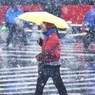 """湖口人过年准备好雨伞、雨鞋!春节""""雨雨雨""""模式开启..."""