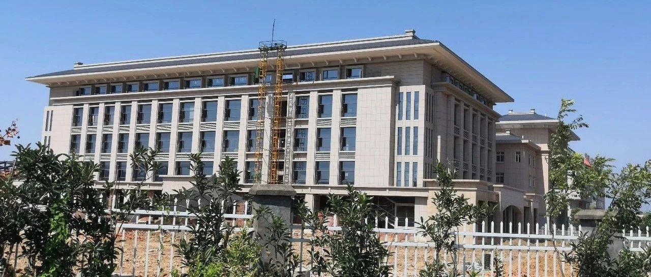 速看!总投资2300万,?湖口县政务服务中心即将搬迁到这儿....