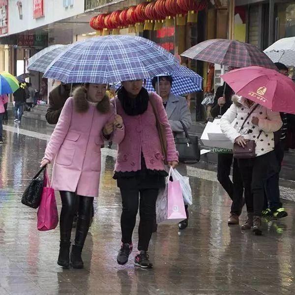 春节湖口天气有变!接下来一周都是…