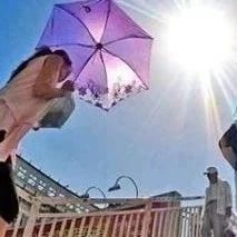 橙色预警!九江气温将升至37℃以上,湖口一周天气...