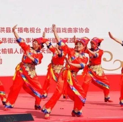 【庆祝新中国成立70周年】收藏!射洪国庆文化惠民活动时间表这个国庆好热闹