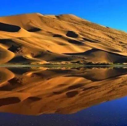 �@片沙漠�@�u中��森林旅游美景推介地