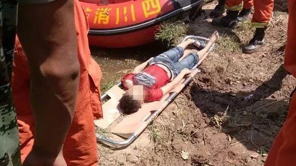 巴中兴文一八岁小孩不幸溺水身亡......