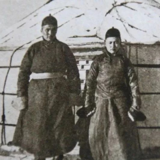 蒙古族历史文化老照片