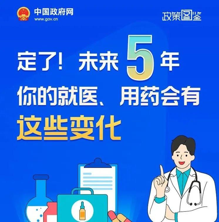 先救治后收费!未来5年你的就医、用药会有这些变化!