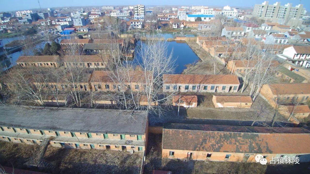 秣陵镇的莲溪书院