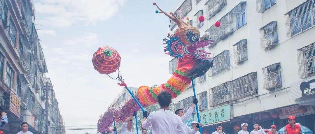 """正月十一湖东""""营老爷"""",惊艳舞龙刷爆朋友圈!"""