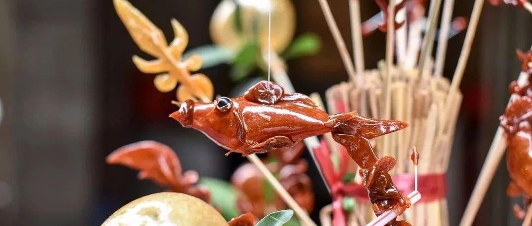 吹鸡规糖,是承包多少棉湖人童年欢乐的秘密武器!