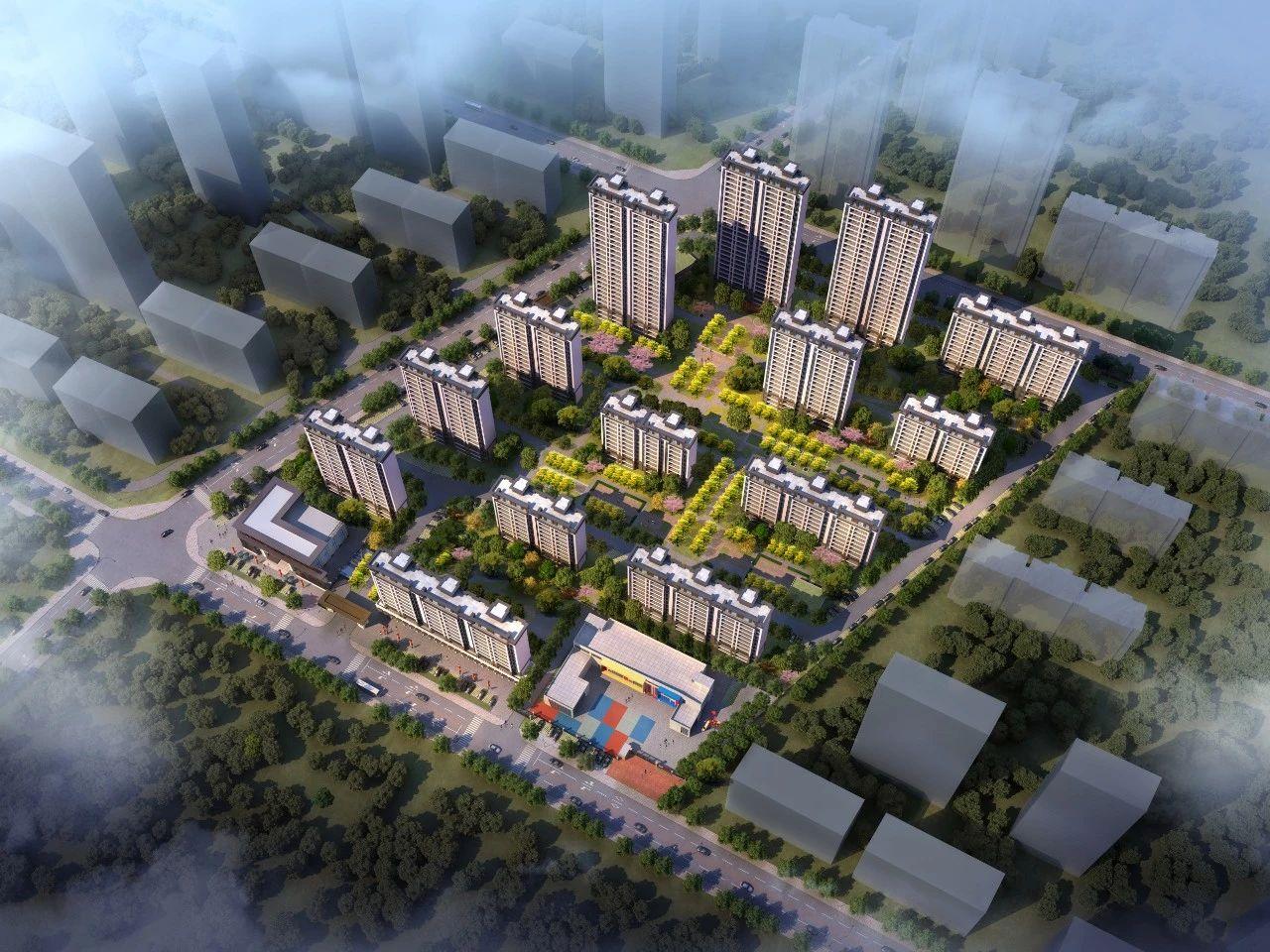 重磅!霍邱城区又有3处地块将建新小区!还有这些规划项目批前公示