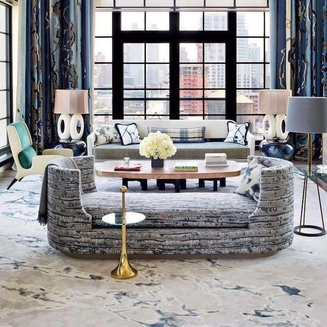 用7款窗帘配色改变你的家,拒绝审美平庸,不做装饰界的无名之辈