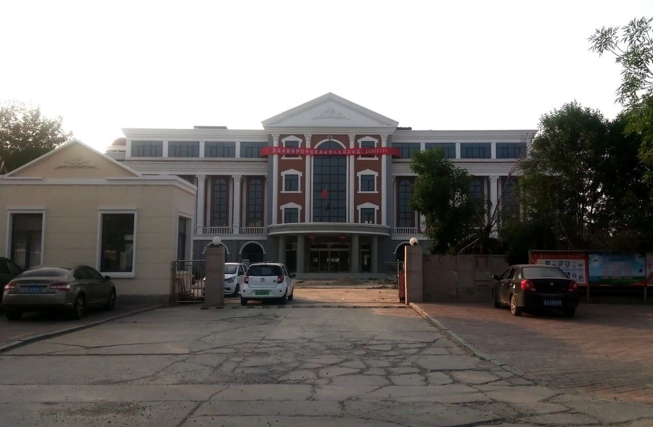 海滨街老院改建的养老院即将开业