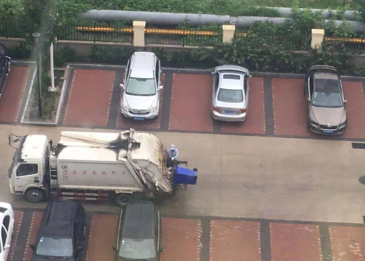 庆福北里垃圾清运后遗症