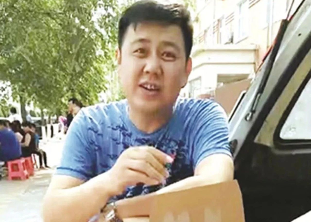 太平镇王新为中考学生免费送水7年