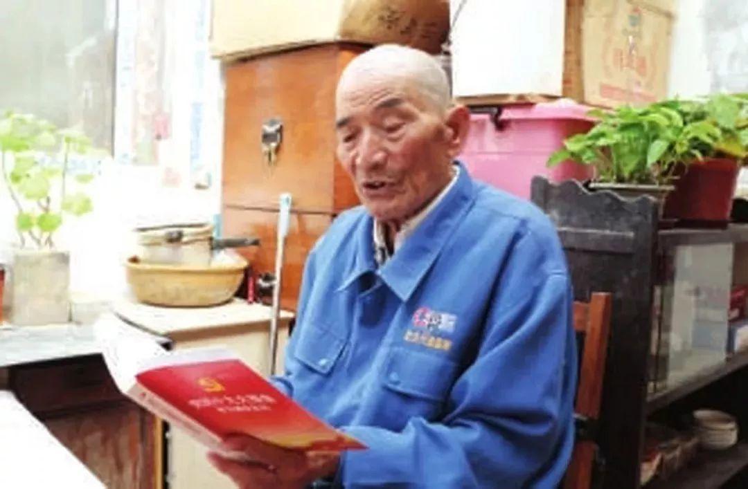 大港油田88岁宁元兴老爷爷的故事