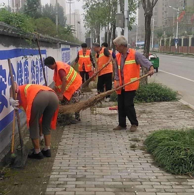 """""""迎中秋、庆国庆""""固镇市容环境集中整治!"""