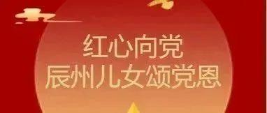 红心向党・辰州儿女颂党恩|可爱的中国