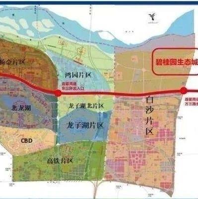 """BY郑州航空港区和郑东新区,未来谁将成为""""郑州一哥""""?"""