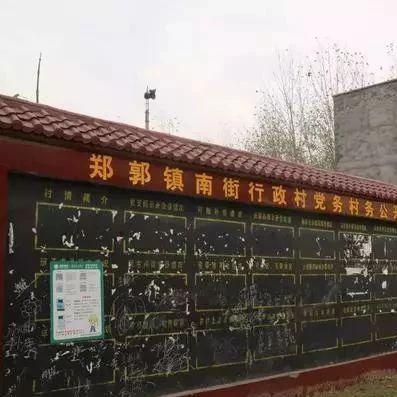 【项城乡村】郑郭镇南街行政村,王楼、王营、东街、南街村名由来,姓氏族谱,基本概况。