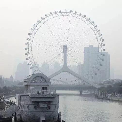 今起,津门连续重污染,强冷空气随后就到。