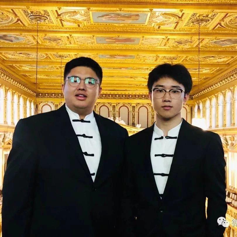 骄傲!这两个宜宾男孩在维也纳斩获国际金奖!