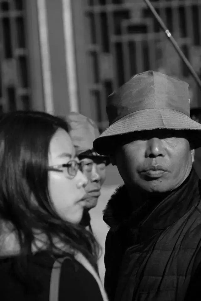 林妙丹�z影作品:《中��人肖像》之一