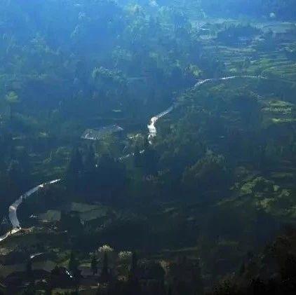 隐于山中的百年古镇,大多数乐山人都没去过