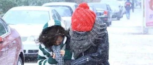 新一波冷空气到货!新安有雨雪,气温将跌破0℃!