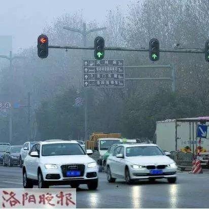 """洛阳新增43处""""电子眼"""",全在城市区道路上!开车一族必看!"""