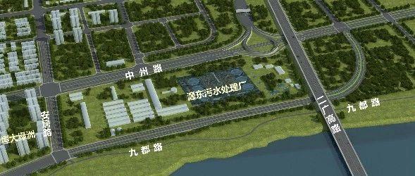 洛阳九都路、东环路将有新变化!新区再添168米超高层建筑!