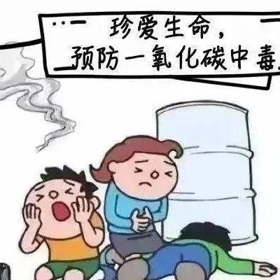 �A防一氧化碳中毒,平�鋈诉@些常�R得知道!
