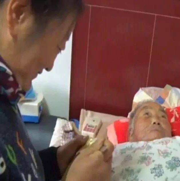 莱阳正能量!大野头村李春香悉心照顾86岁养母.不是亲生胜似亲生
