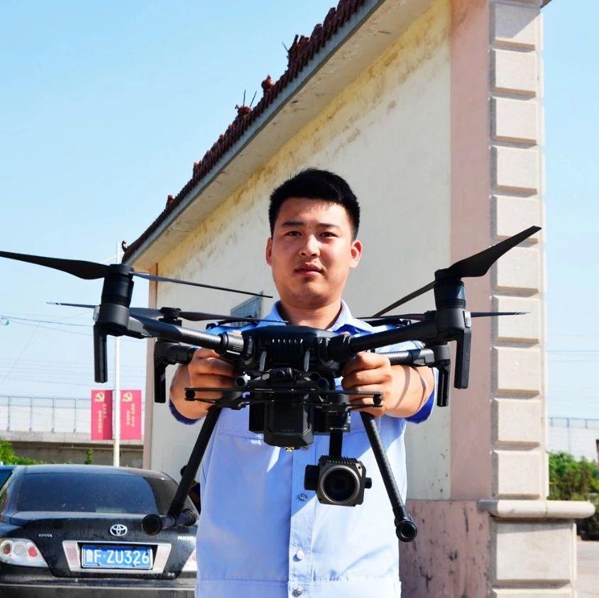 """莱阳警方无人机空中""""扫毒"""",看的一清二楚,不要抱侥幸心理了。"""