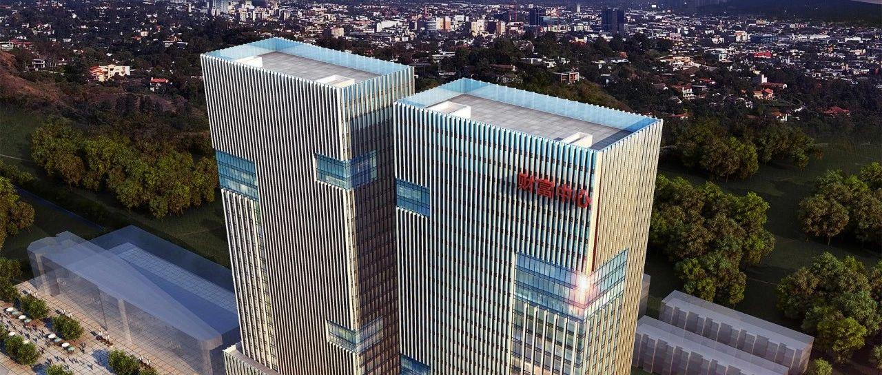 """5A写字楼时代,这绝对是莱阳企业高含金量的""""超级名片""""!"""