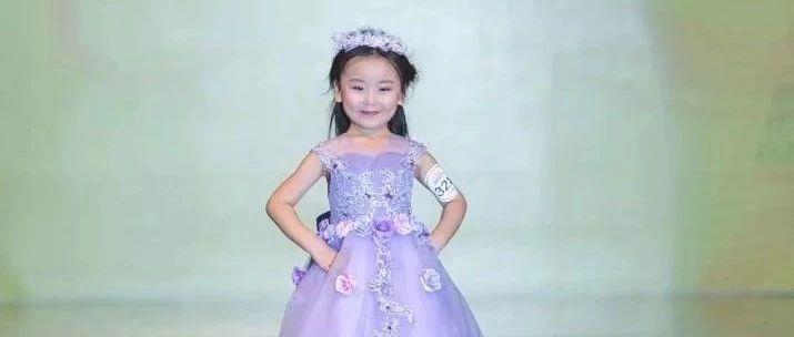 莱阳的小童星-贾然梦