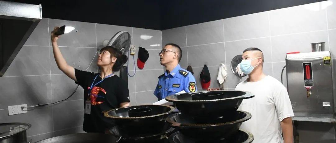 """严查餐饮店油烟污染!东兴城区已""""逮到""""89家!"""