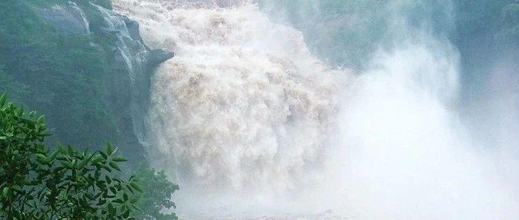 鬼斧神工!快来!内江这里有个赏水观瀑的好去处――