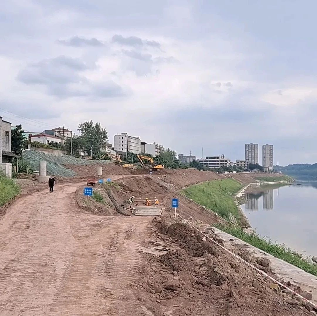 重磅!从史家到沱江四桥,正在修建一项大工程!