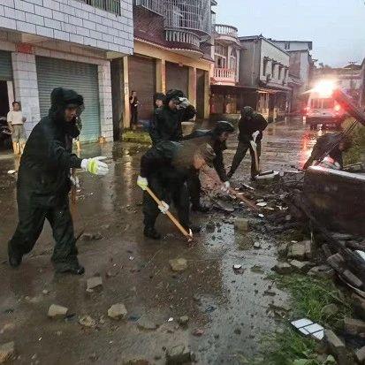 快讯!泸县地震致隆昌3人受伤,内江启动应急响应,多支队伍驰援泸县!