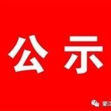 望江县这些集体和个人入选安庆市2019年脱贫攻坚先进集体和先进个人拟表彰对象