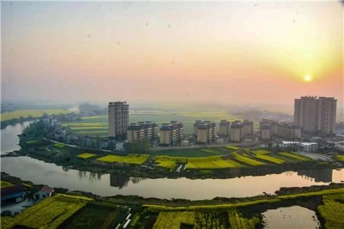 望江:旅游经济推动乡村振兴