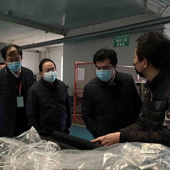 王俊红:持续抓牢抓细抓实确保平稳有序复工复产