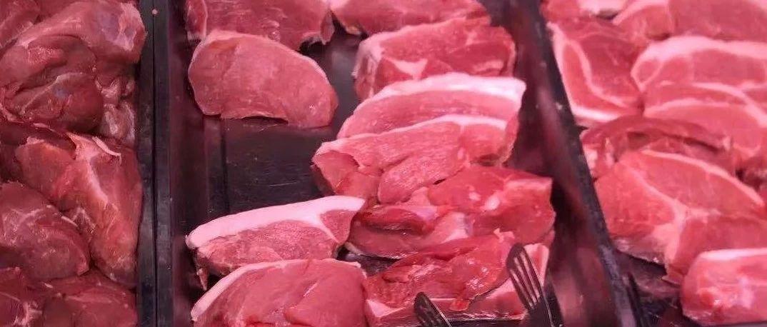 【百姓�嶙h】五花肉35元、排骨44元,����i肉�r格��新高!