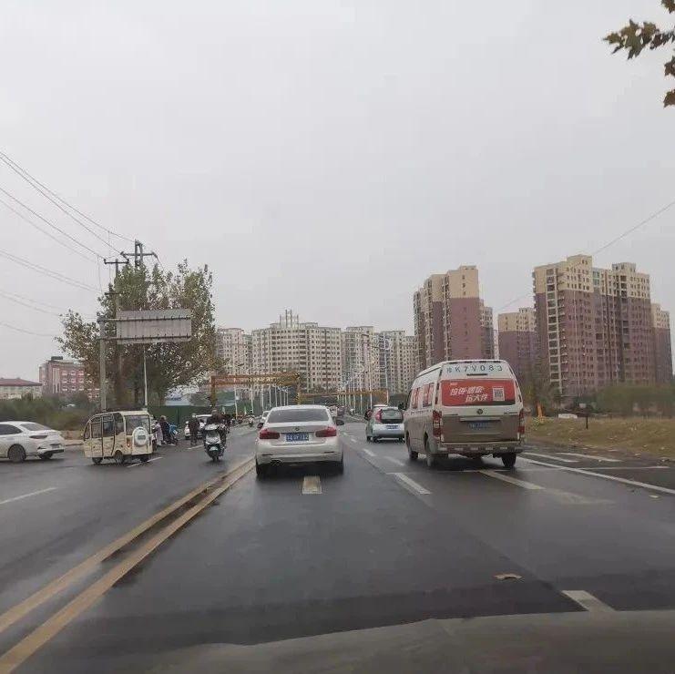 【重要提醒】新郑这个路口左转禁行,已多人中招!