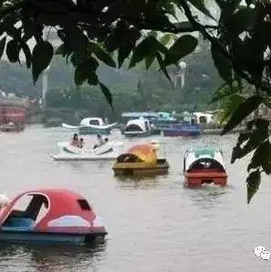 萍乡人小时候的记忆,鹅湖公园,你好,再见!