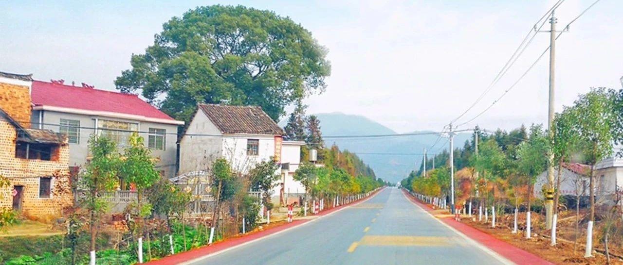 2020年上班的第一天,萍�l公路美出了新高度