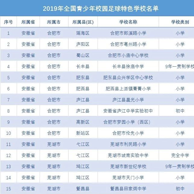 有你熟悉的吗?望江县这所学校获评全国青少年校园足球特色学校!